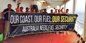 Maritime Union Australia  crew