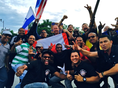 Panama protest